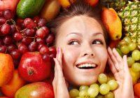 Frumusetea,tineretea si sanatatea din alimente