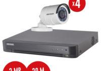 Sisteme de supraveghere video – Mijloace de a oferi incredere oamenilor care iti trec pragul