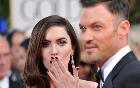 O mai doreste Brian Austin Green pe Megan Fox?
