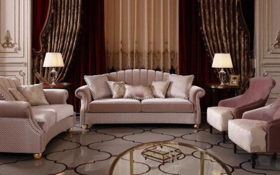 Cum poti crea stilul neoclassic in locuinta ta