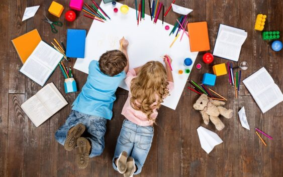 Activitatile pe care le poti face cu copii in casa