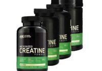 Pot fi amestecate proteinele cu creatina?
